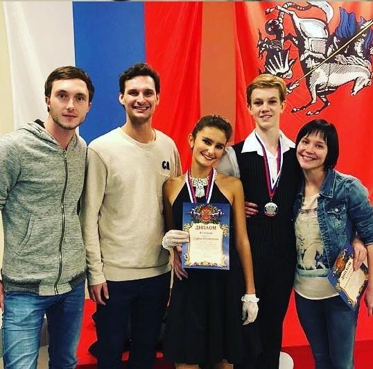 Российские соревнования сезона 2018-2019 (общая) - Страница 6 EI44enAkC5A