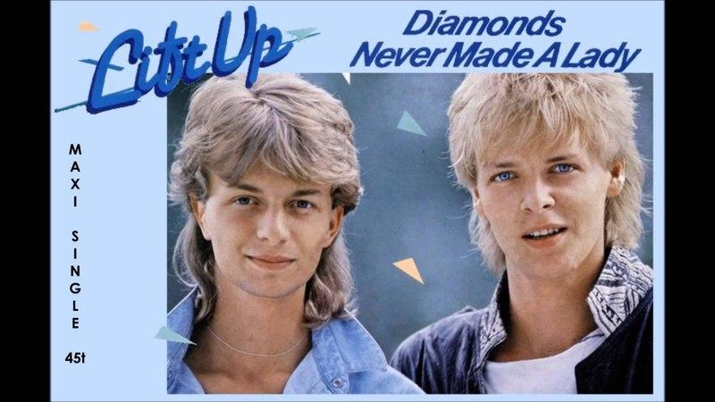 Lift Up - Diamonds never made a lady (CD Maxi)