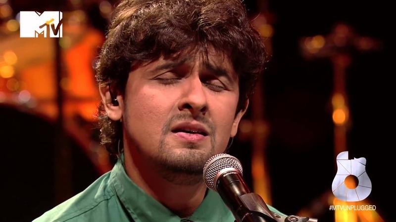 Sonu Nigam MTV Unplugged Season 3 - Abhi Mujh Main Kahin
