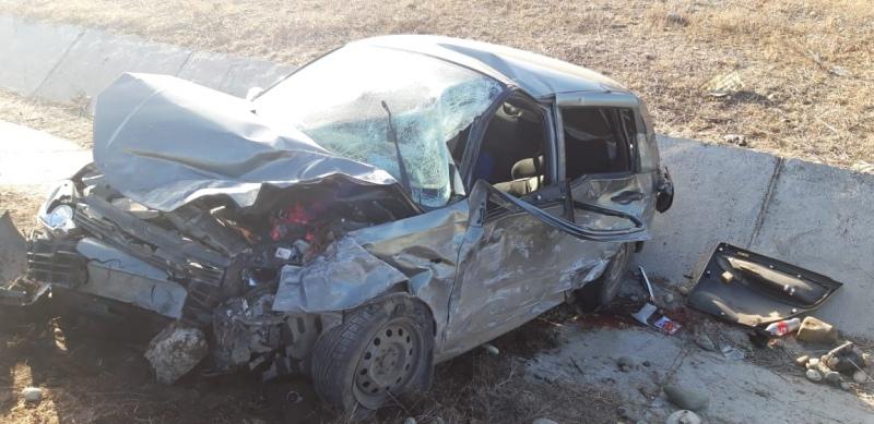 Водитель из Зеленчукской попал в страшное ДТП