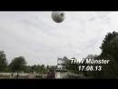 THW Trümmerfeld