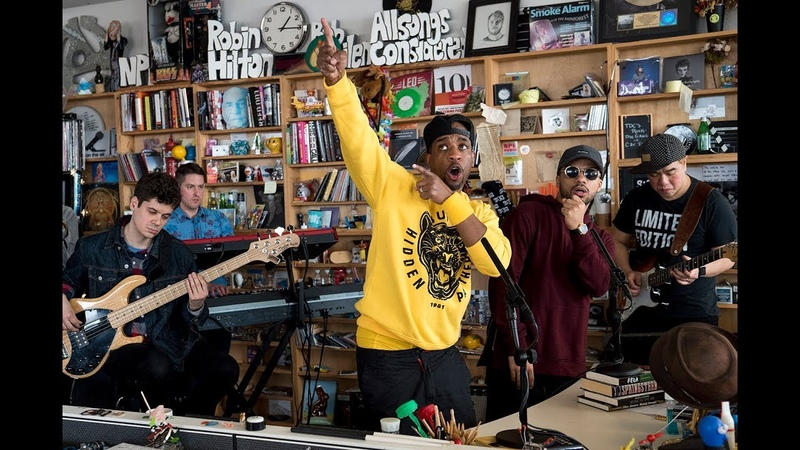 Masta Ace: NPR Music Tiny Desk Concert