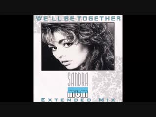 Sandra - Well Be Together Extended Mix (re-cut by Manaev)