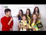 180824 Red Velvet @ KBS Music Bank Interview