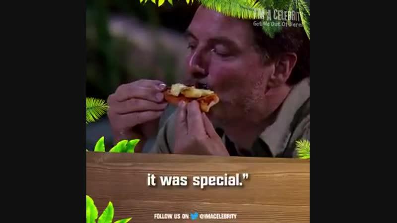 Theres no bond like a Jungle bond ImACeleb