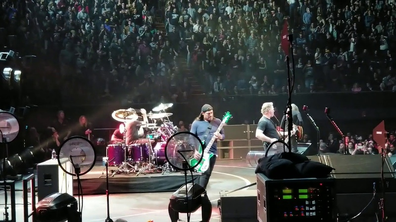Metallica - All Your Lies Soundgarden Cover -I Am the Highway: A Tribute to Chris CornellThe Forum