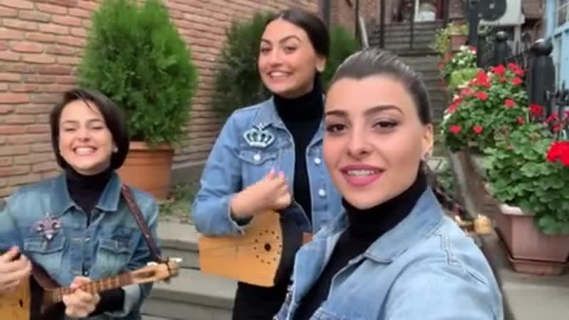 საქართველო - ქართული პოპური _ ტრიო ლავდილა _ Facebook