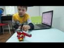 Проектная работа по робототехнике №2