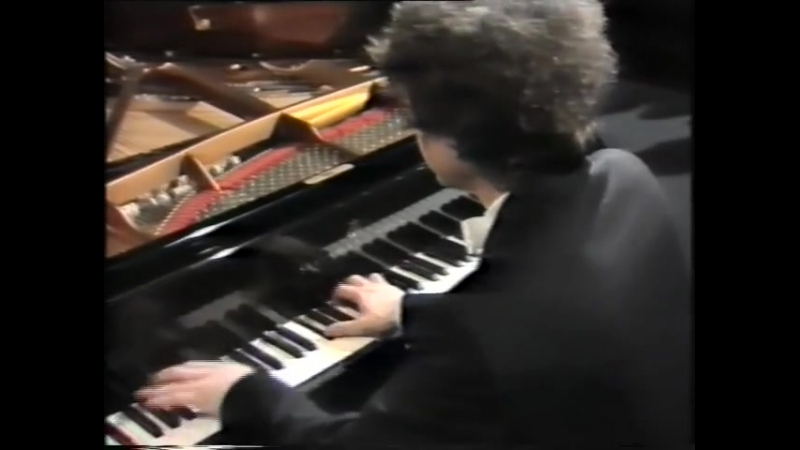 Zoltan Kocsis plays Franz Liszt Reminiscenses de Norma de Bellini