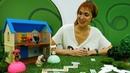 Asilo nido con Maria - la scuola migliore per i cuccioli e le bambole - video per bambini