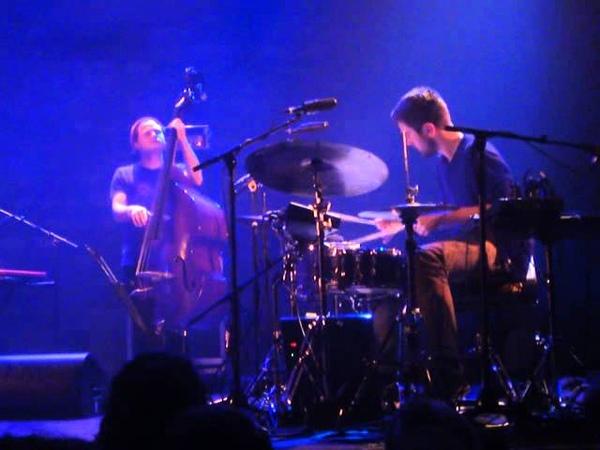 Portico Quartet - Rubidium Lines - Live Café de la Danse, Paris - 060212.MP4