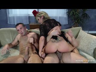 Brazzers - Capri Cavanni Spicing It Up With A Threesome 1080p