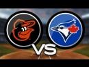 AL 20 08 2018 BAL Orioles @ TOR Blue Jays 1 3