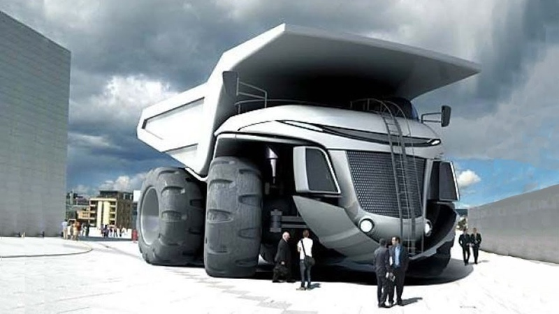 7 Future Trucks Buses YOU MUST SEE 2018