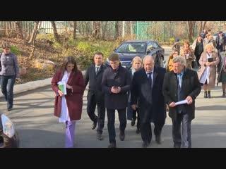 Первые итоги визита министра здравоохранения в Приморье