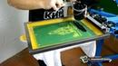 Печать на футболках CMYK