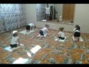 ЛФК пробное занятия с детками садика АБВГДейка 04 июля 2018г