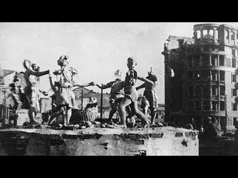 Война командармов Чуйков против Паулюса