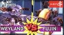 War Robots Weyland VS Fujin Кто круче