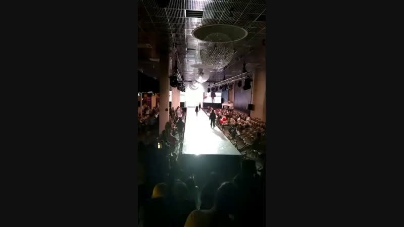 Estet Fashion Week 3й день 16 го сезона