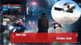 UBER và NASA phối hợp làm taxi bay – Viễn cảnh Blade Runner thành hiện thực