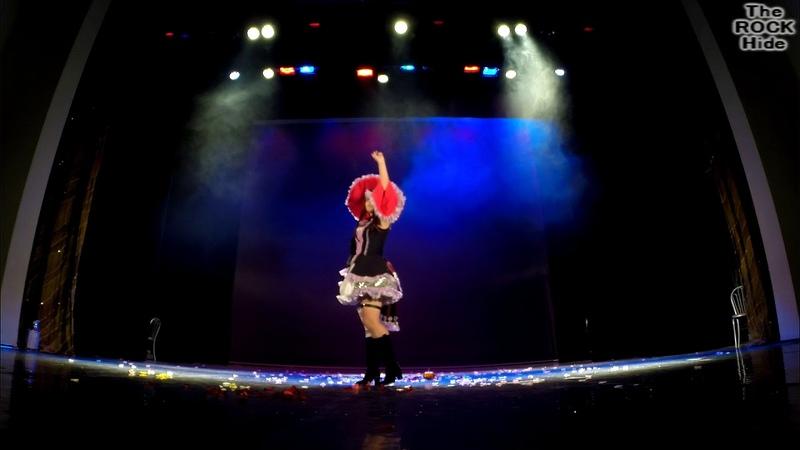 GP Одиночное anime дефиле Fate Testarossa Tsukuyomi Shirabe AkiCon 2018 17 11 2018
