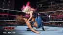 FULL MATCH - Alexa Bliss vs. Mickie James - Raw Women's Title Match: WWE TLC 2017 (WWE Network)