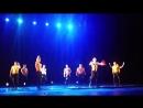 Шоу Под дождем балет Искушение