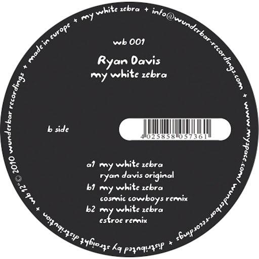 ryan davis альбом My White Zebra Ep - EP