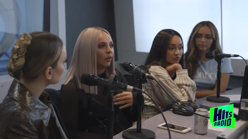 Little Mix discuss their new sound on LM5!