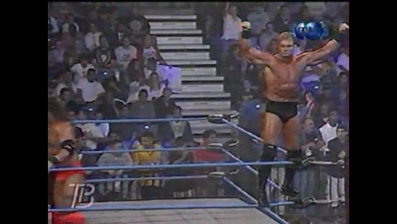 Титаны реслинга WCW Nitro October 30 2000