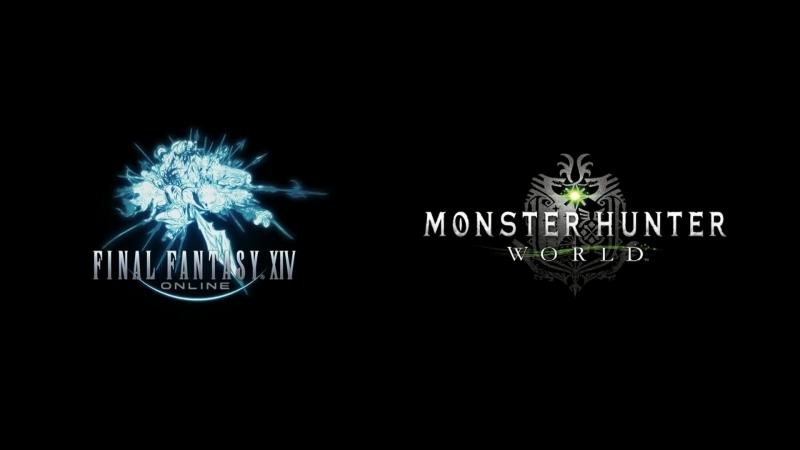 Final Fantasy 14 X Monster Hunter