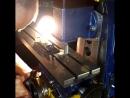 Фрезеровка деталей из капролона фрезер фреза капролон станок инструмент мастер diy mill table tool instagr