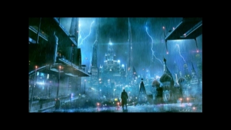 Руслан Галеев - Каинов Мост. Часть 1 [ Городское фэнтези, психоделика. the-unknown. Аудиокнига ]