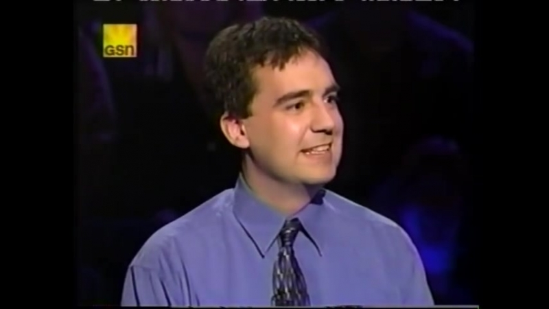 Who Wants to Be a Millionaire (USA) (01.03.2001)