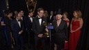 70th Emmys Thank You Cam: The Team From The Marvelous Mrs. Maisel