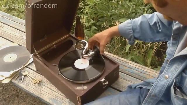 Disco Vinyl 80's · coub, коуб