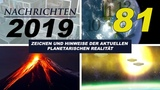 ALCYON PLEYADEN 81 - NACHRICHTEN 2019 Kontrolle blaues LED-Licht, Venezuela-USA, 5G, Angst-Ego, UFO