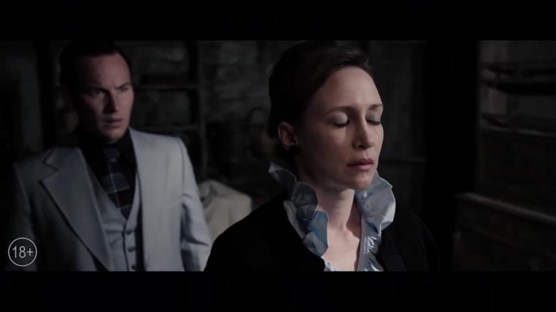 Фильм ПРОКЛЯТИЕ МОНАХИНИ (2018) - Вселенная Заклятия