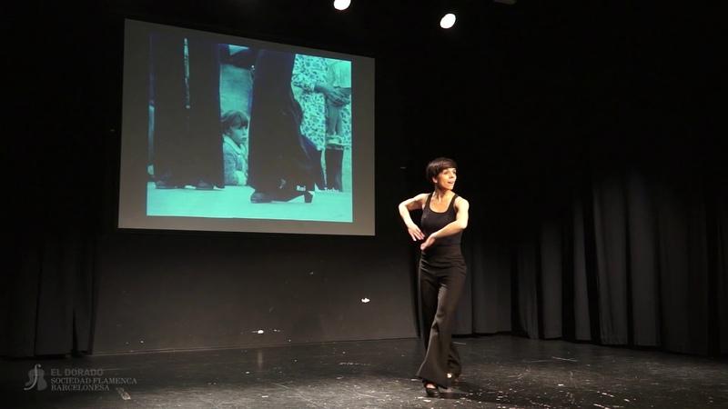 Leonor Leal - Alegrías / Conferencia escénica ¡Ahora bailo yo!