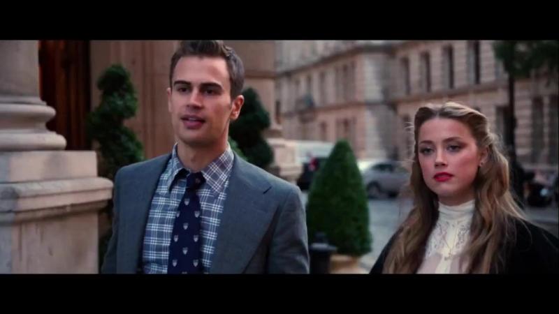 Лондонские поля / London Fields дублированный трейлер / премьера РФ 20 сентября 2018 2018,триллер,Великобритания-США,16
