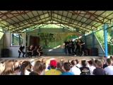 Танец от кружка хореографии! 5-8 отряды