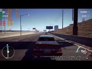 [Christo Gevedjov] Need for Speed Payback 4K [PC] GTX 1050 Ti 4GB GDDR5 & Intel Pentium G4560
