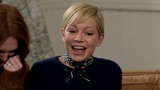 Julianne Moore and Michelle Williams Discuss Finally Getting to Work Together in 'After the Wedding'