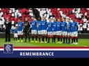 REMEMBRANCE 2018 Minute's Silence