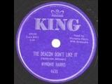 Wynonie Harris The Deacon Don't Like It