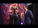 Tom Hiddleston Surprises Fans Dressed as Loki || Avengers Infinity War