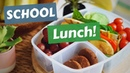 FAST Back to School Lunch Ideas! Vegan Healthy