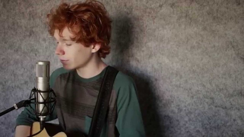 Stitches Shawn Mendes Acoustic Chase Goehring cover