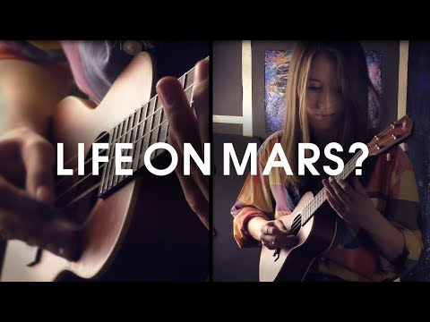 Life On Mars? - David Bowie (ukulele cover by Lady Chugun)